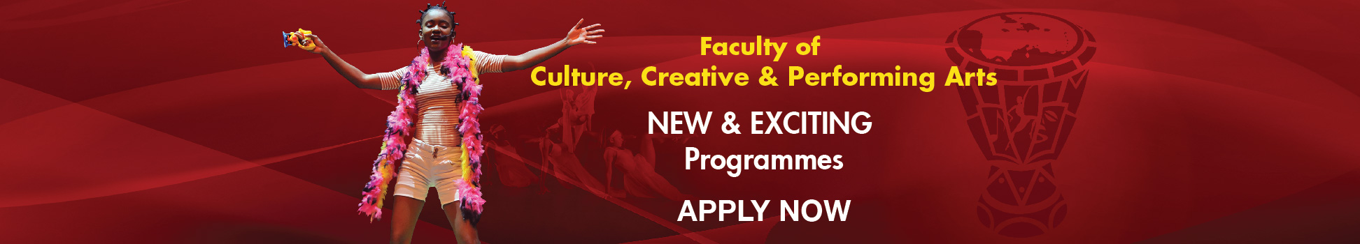 New Faculty of Culture, Creative & Performing Arts